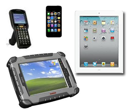 Convergence Rugged Terminalobile Devices